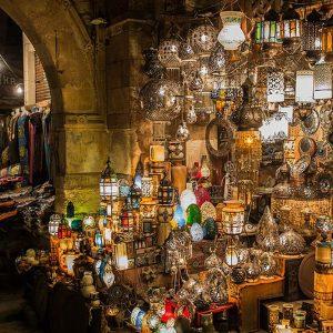 Khan-El-Khalili-market-Cairo-Egypt