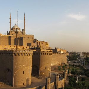 The Citadel of Saladin and the Mosque of Muhammad Ali