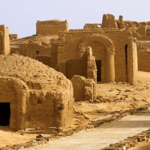 The-Necropolis-of-al-Bagawat-near-Kharga-Oasis-Featured-image-of-the-Oasis-Circle-tour-5-days
