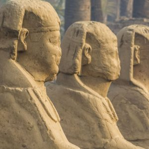 Avenue of Sphinxes (Luxor, Egypt)