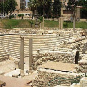 roman-amphitheater-alexandria