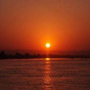 sunset-nile-luxor